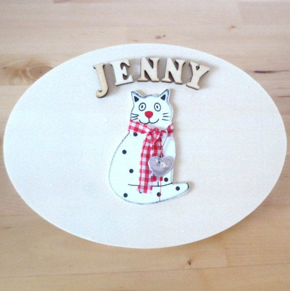Check out this item in my Etsy shop https://www.etsy.com/uk/listing/461424474/kids-door-sign-cat-personalised-door