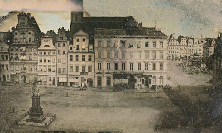 Najstarsze zdjęcie Wrocławia z ok 1839 roku. – MiejscaWeWroclawiu.pl – Miejsca we Wrocławiu – Ciekawie i konkretnie o Wrocławiu.
