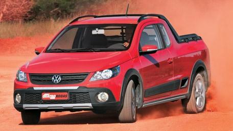 VW Saveiro Cross