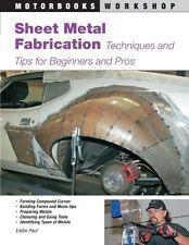 Hoja de fabricación de Metal: técnicas y consejos para principiantes y profesionales (Motorbooks