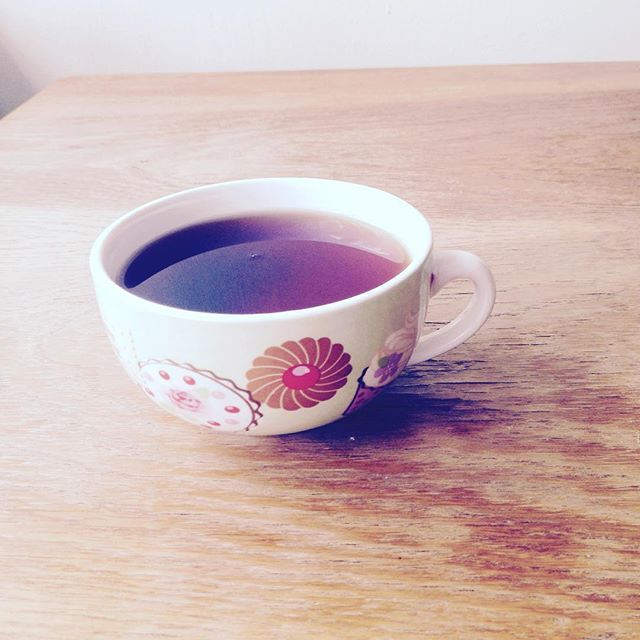Herbata. Tak po prostu. #ranek #poranek #herbata #czarnaherbata #filiżanka