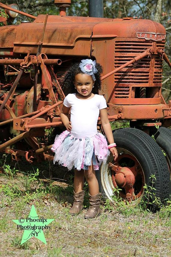Pink Cowgirl Skirt Cowgirl Tutu Cowgirl by VintageInspiredTutus