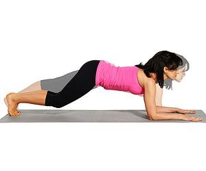 Yoga Workout for a Better Butt #yoga #butt
