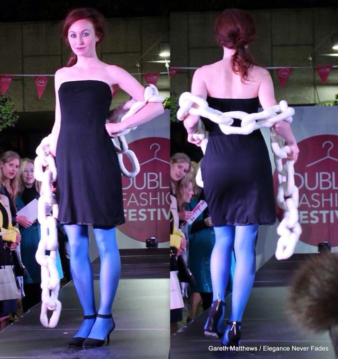 Accessories  wear styles from Dff fashion show styled by the design house