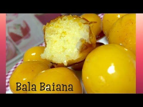 Bala Baiana com Recheio de Doce de Leite | Bala de Vidro | Dika da Naka - YouTube