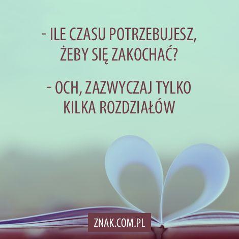 Sercowe życie Książkoholika? :)