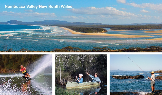 You'll feel a world away in the Nambucca Valley.