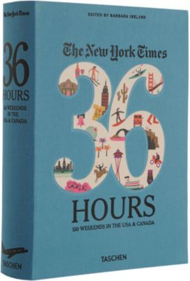 The New York Times 36 Hours: 150 Weekends in the USA & Canada  http://rstyle.me/~19skL