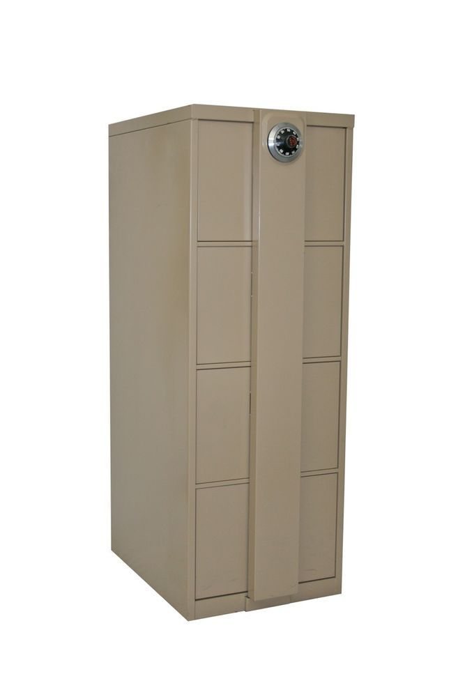 Fresh File Cabinet with Combination Lock