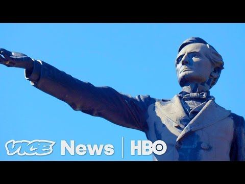 VICE News: Confederate Statues & Syria Attack : VICE News Tonight Full Episode (HBO)