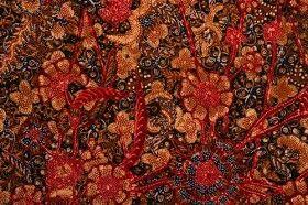 Batik Lasem buketan