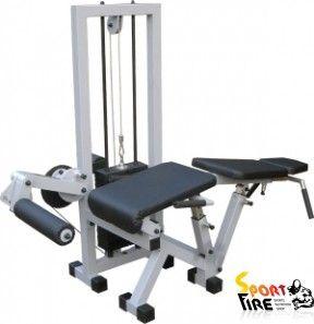 Сгибатель-разгибатель бедра (комбинированный)  - отличный тренажер для мышц ног
