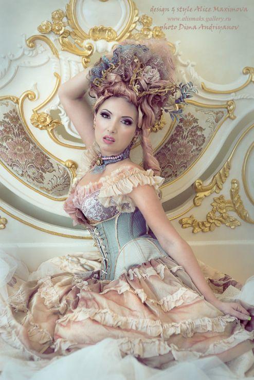 Gallery.ru / Photo # 38 - Rococo - alismaks