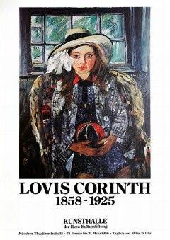 Lovis Corinth – Kunsthalle München