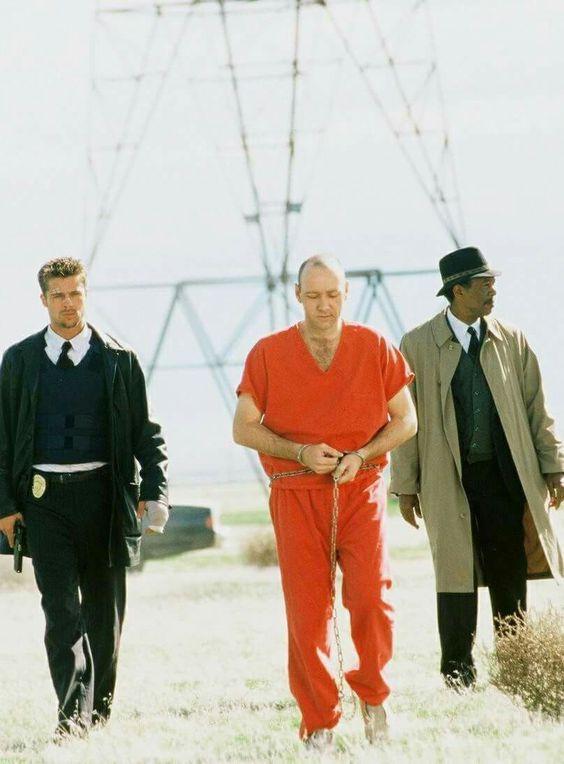 1995 - Seven - Brad Pitt, Kevin Spacey