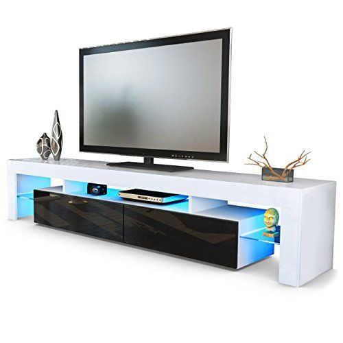 Domovero Helios 200 Modern Tv Stand For Living Room Furniture Tv