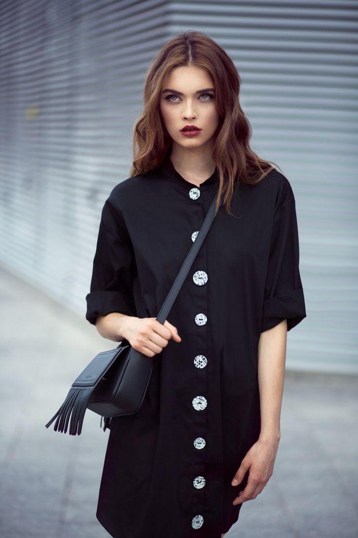 Molly Shirt Dress