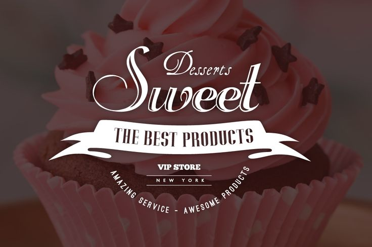 15 Bakery, Cupcakes & Cakes Logos by DesignDistrict on Creative Market