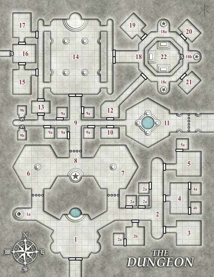 Foto: Need a basic dungeon map for your module, 'zine, or similar? During August I'm going to be offering simple (full page) dungeon maps (i.e. a map that pretty much just features the dungeon layout - like the one pictured below/opposite) for $25* The idea is that if you need a custom map creating, but don't have much time to get it done, or have a limited art budget, or you simply prefer a clean & simple style - then I might be able to help out. More details can be found in this pdf: h...