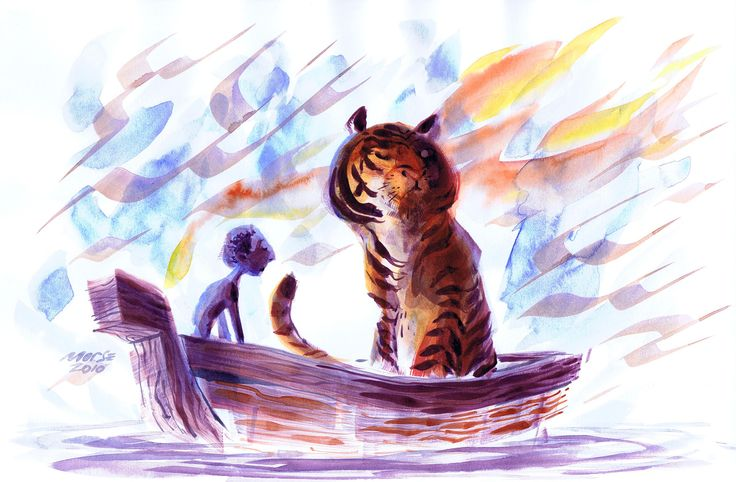 In The Mouth Of Dorkness: Trailer: Life of Pi