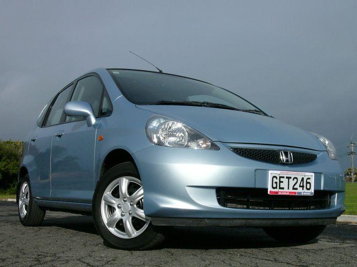 Honda Jazz 2005   http://www.gilmourmotors.co.nz/used-cars/
