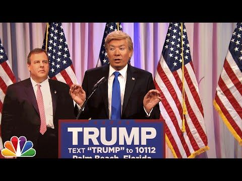 The Tonight Show Starring Jimmy Fallon: Donald Trump's Super Tuesday Speech (Jimmy Fallon)