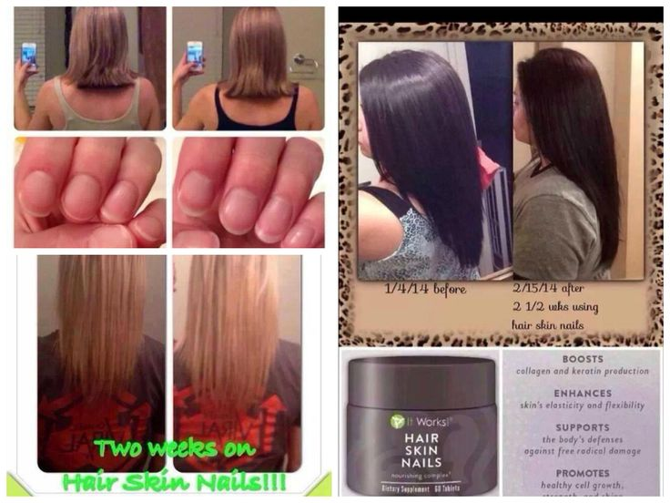 Hair, Skin and Nails over 12 days!!! | The Arkansas Wrapgirl | Pinterest