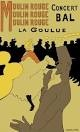 Toulouse Lautrec, Molin Rouge
