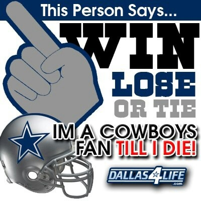 How bout them Cowboys - 5 &1 #CowboysNation