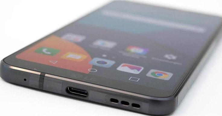 Nachricht: Neues LG-Smartphone - Starker Akku und Kamera mit Schwächen: Das LG G6 bietet Samsung Paroli - http://ift.tt/2pHlG8v