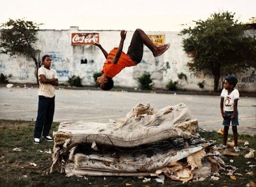 Jamel Shabazz, FLYING HIGH