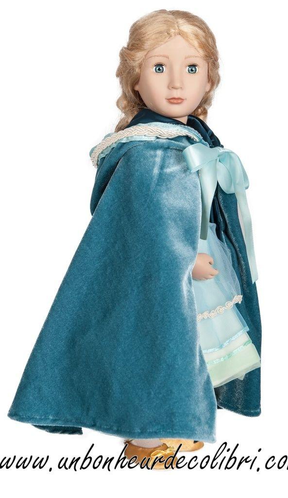Le manteau d'Amélia