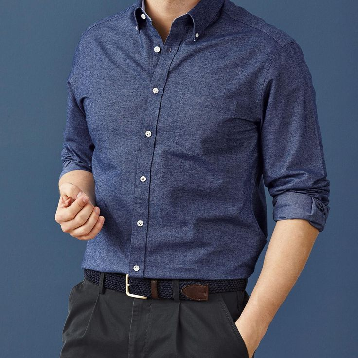 1000 images about casual not scruffy on pinterest for Mens dress shirts charles tyrwhitt