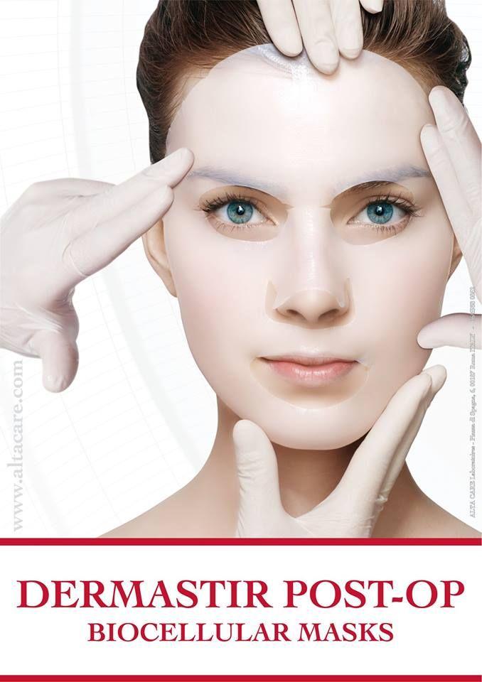 DERMASTIR POST-OP - Biocellular masks - Buy now on altacare.com  #skincare #masks #luxury #cosmetics #beauty #post-op #dermastir #altacare #altacarelaboratoires