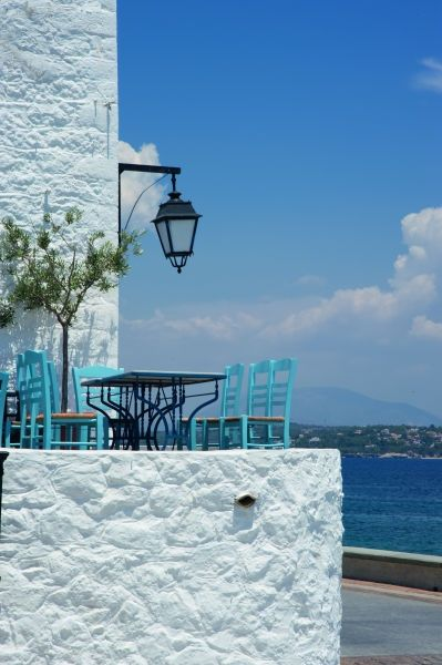 Spetses Island (Saronic), Greece