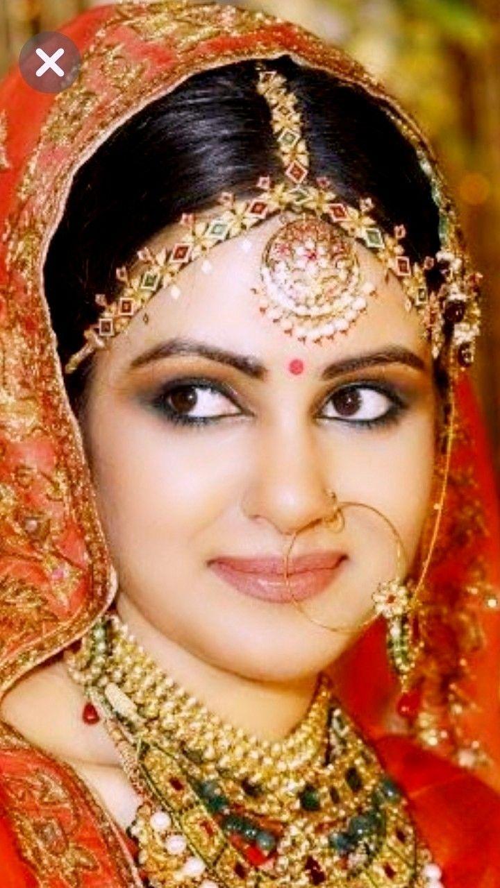 Idea by muchcharlasureshbabu on Bridal makeup Bridal