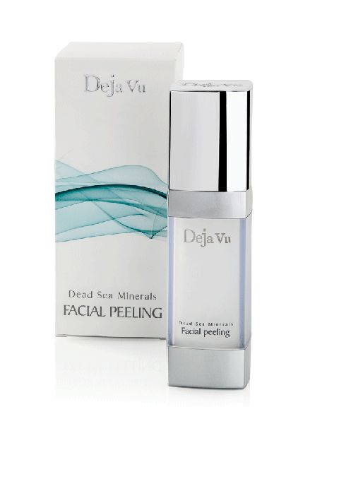 Deja Vu Cosmetics Dead Sea Minerals Facial Peeling Gel 30ml just purchased this its amazing!