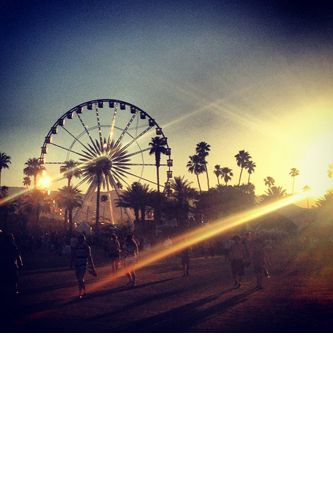 Coachella: The sun emerges again after a cloudy first couple days