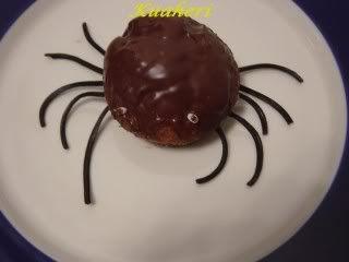 Ragni golosi per Halloween TM31 - https://www.food4geek.it/recipe/ragni-golosi-halloween-tm31/