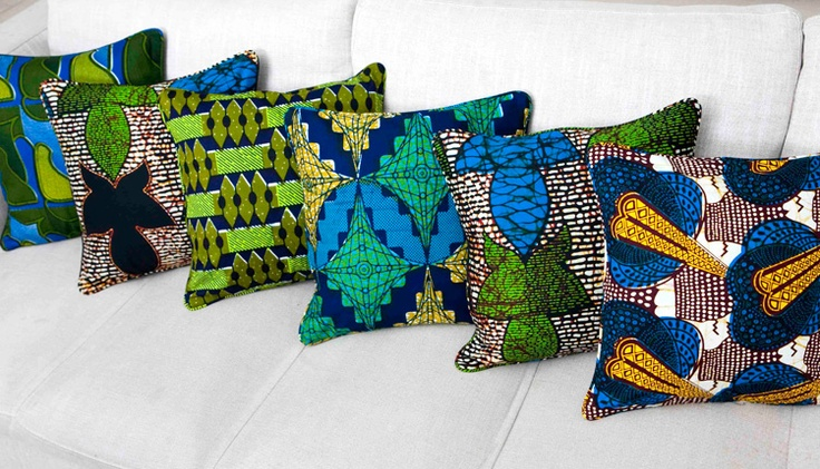 La Petite Congolaise / African accents for contemporary interiors