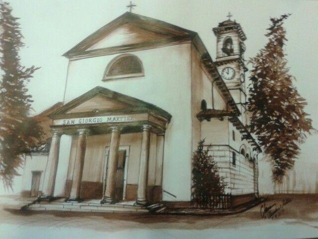 Chiesa s.Giorgio Acquate