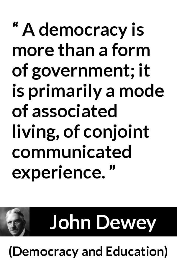 John Dewey: Portrait of a Progressive Thinker | The