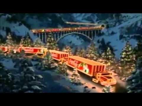The Coca Cola Christmas Trucks [HD]... love this commercial, so Christmassy !!! #trollbeadswishlist