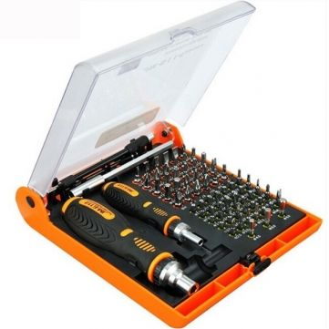 JAKEMY JM-6114 70 in 1 Ratchet Screwdriver Hand Tools Phone Electrical Maintenance
