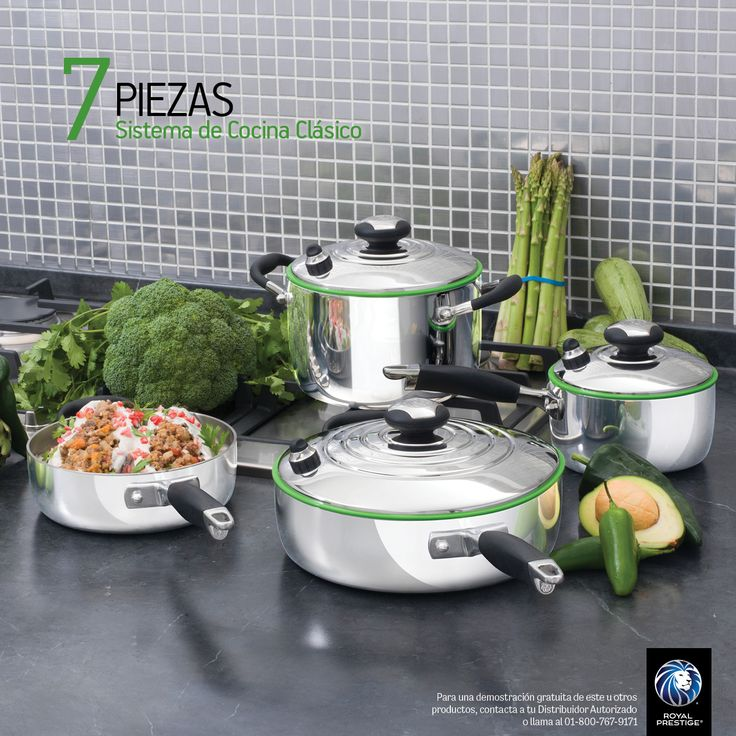 mejores 22 im genes de utensilios de cocina royal prestige