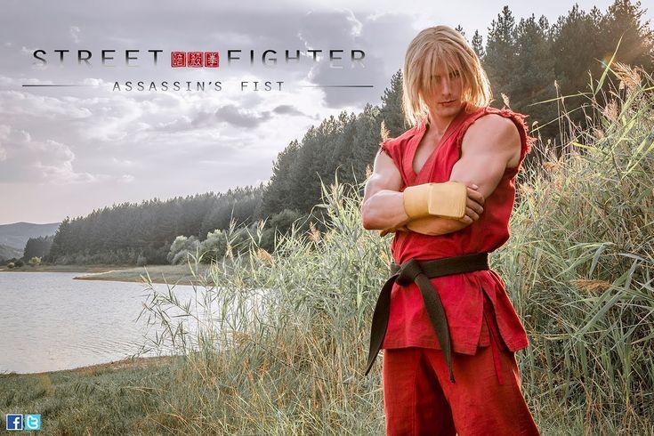 Street Fighter: Assassin's Fist - 'Ken' Teaser Trailer (+playlist)