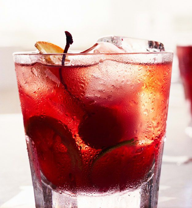 17 best ideas about whiskey and ginger ale on pinterest for Cherry bitters cocktail recipe