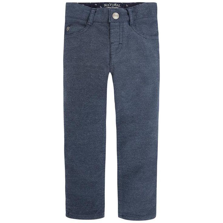 Mayoral Erkek Kışlık Pantolon Koyu Mavi | 2-9 Yaş Erkek | Bebek House | Anne , Bebek Ve Çocuk Ürünleri - Bebek Mağazaları