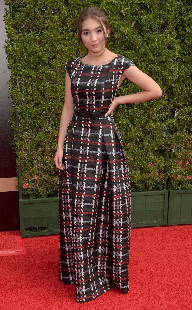 Rowan Blanchard from 2015 Creative Arts Emmys
