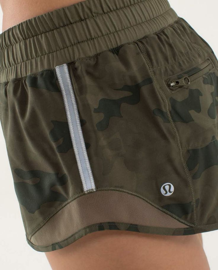 Lululemon does CAMO! #workout #camo